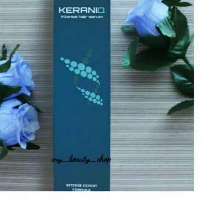 keraniq - keraniq sprei herbal penumbuh rambut