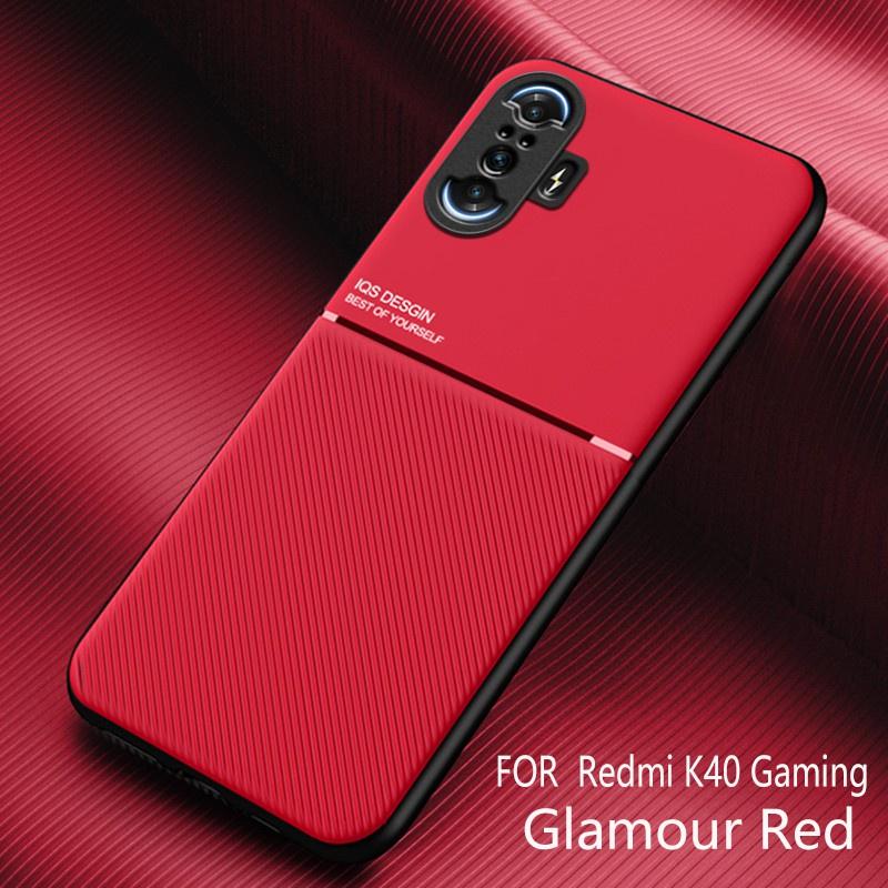 Case For Xiaomi Redmi K40 Gaming edition Redmi K40 Pro Redmi Note 9T Note 10S Redmi 9T Mi POCO M3 Pro F3 X3 NFC Mi 11 Ultra Mi 11 Lite Mi 11 Pro Magnetic Frosted Carbon Fiber Moire Phone Case Cover