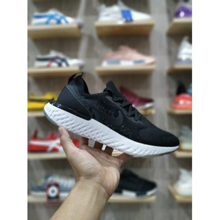 c6b790d28142 Harga preferensial Sepatu Nike Epic React Flyknit Black White Size 40 45  Premium Quality Made In Vietnam With Box buy now - only 633.061Rp