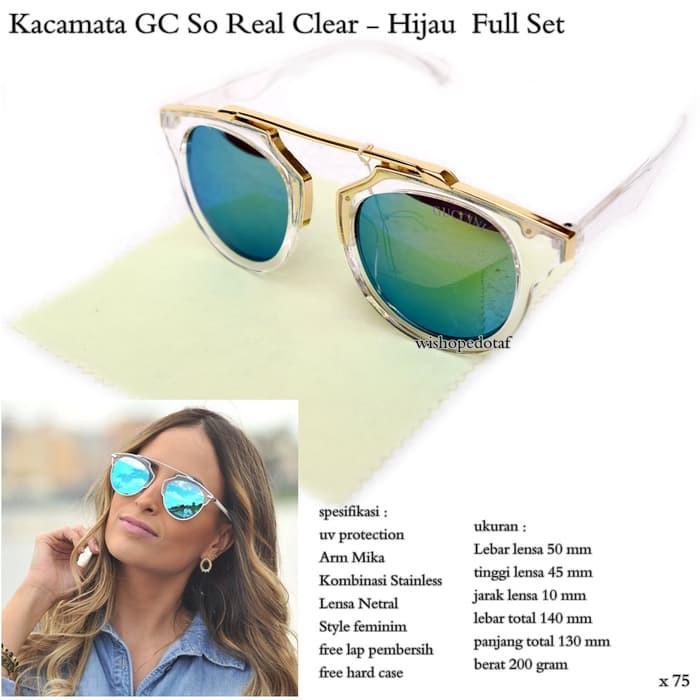 kacamata clear - Temukan Harga dan Penawaran Kacamata Online Terbaik - Aksesoris Fashion Desember 2018 |