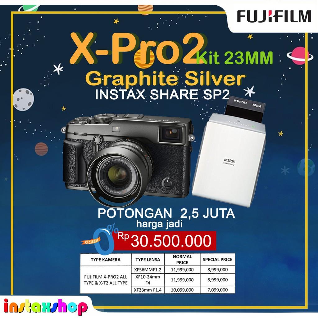 Fujifilm Xt20 Black 16 50mm Shopee Indonesia X T2 Kit Xf 18 55mm F 28 4 R Lm Ois Pwp 23mm 14