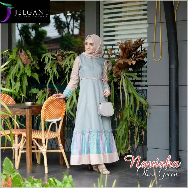 NAVISHA DRESS BY JELGANT  e6ddc9831f