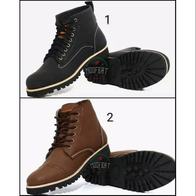 Sepatu Hummer Apollo Original Boots Tracking Adventure Pria Murah | Shopee Indonesia
