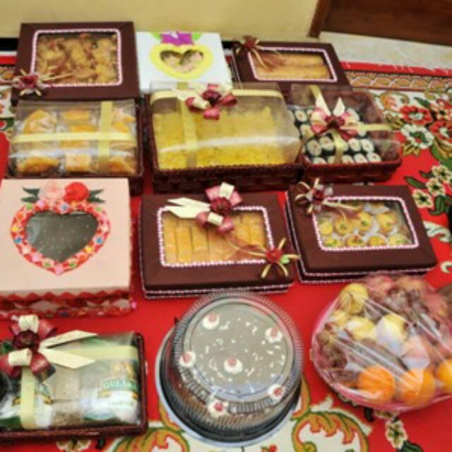 Kue Hantaran Seserahan Snack Box