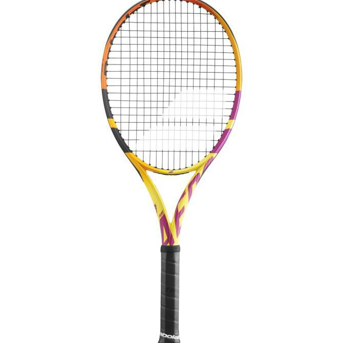 Cod Babolat Pure Aero Rafa Nadal 2021 Raket Tenis Tennis Racket 300 Gr Stok Terbatas Kode 744 Shopee Indonesia