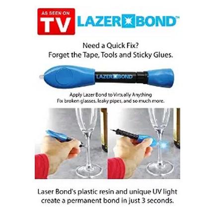 Termurah Lazer Bond \U002F Laser Magic \U002F Perekat Lem Ajaib Magic 3 Second Fix Rumah Tangga 20 -   Shopee Indonesia