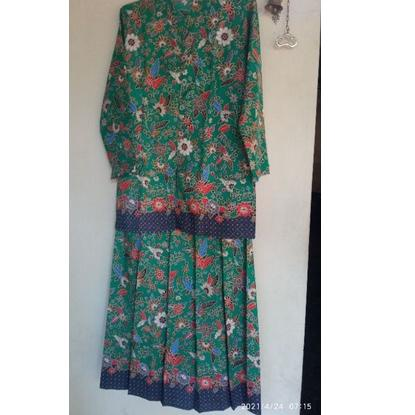 Terupdate Setelan batik / baju nenek ↓ ↓