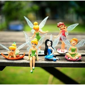 03943 miniature tinkerbell figurine tinkerbell   Shopee ...
