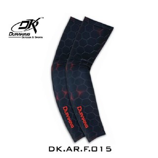 DK Arm Sleeve Carbon Black Red