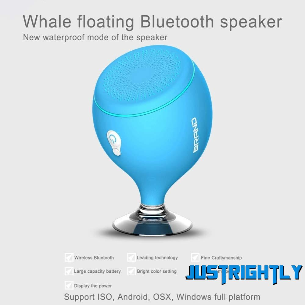 Speaker Wireless Bluetooth 4.0 Anti Air Portable untuk Outdoor / Olahraga | Shopee Indonesia