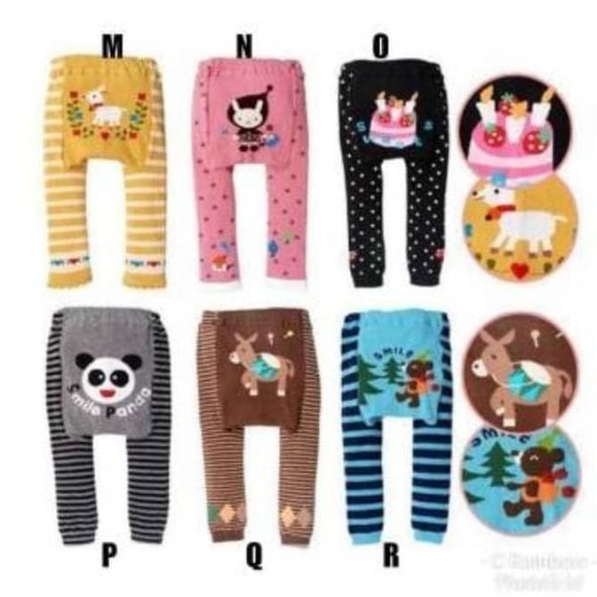 T3rl4r1s Celana Legging Bayi Anak Perempuan Laki Laki Leging Busha Ba120 Shopee Indonesia