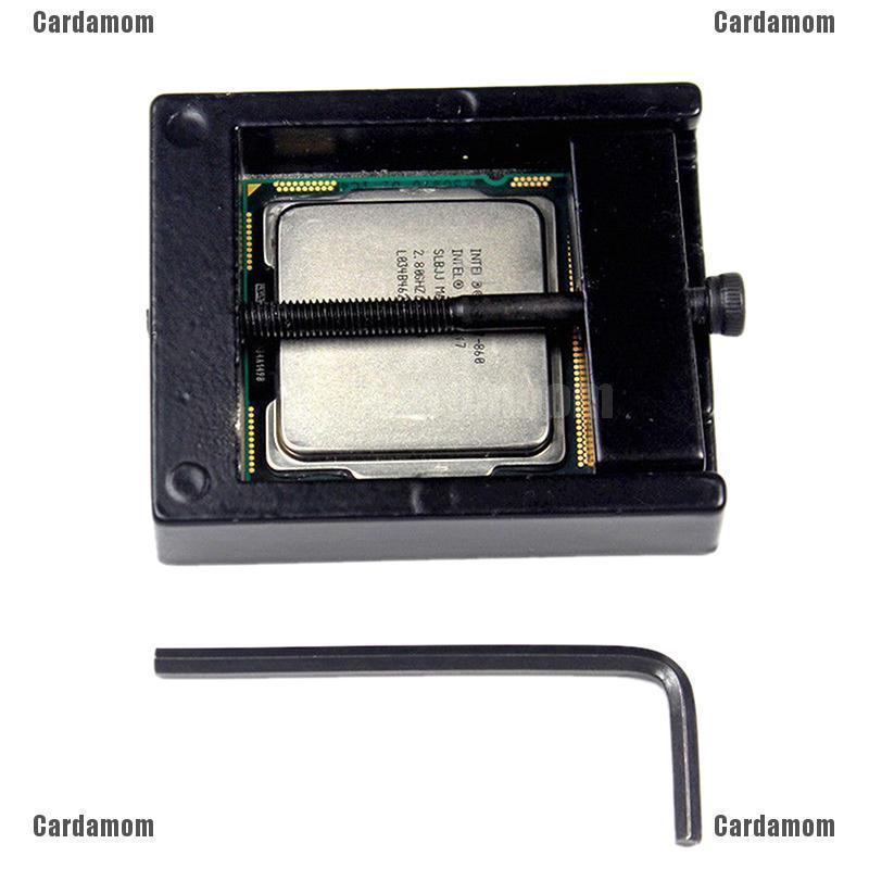 CPU Delid Cap Opener Tool for Intel Adapter 8700K 7700K 6700K 4790K 3370K