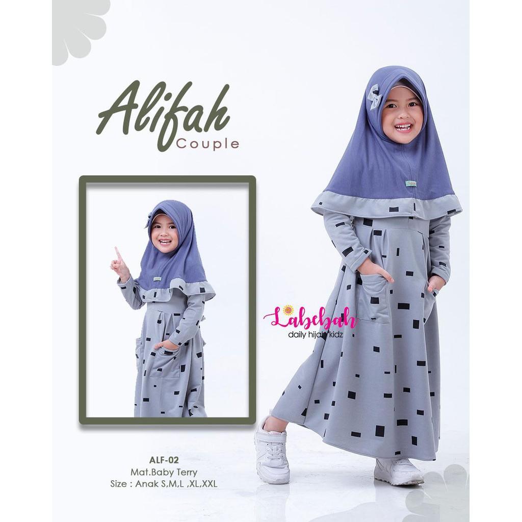 Gamis Alifah Anak LABEBAH