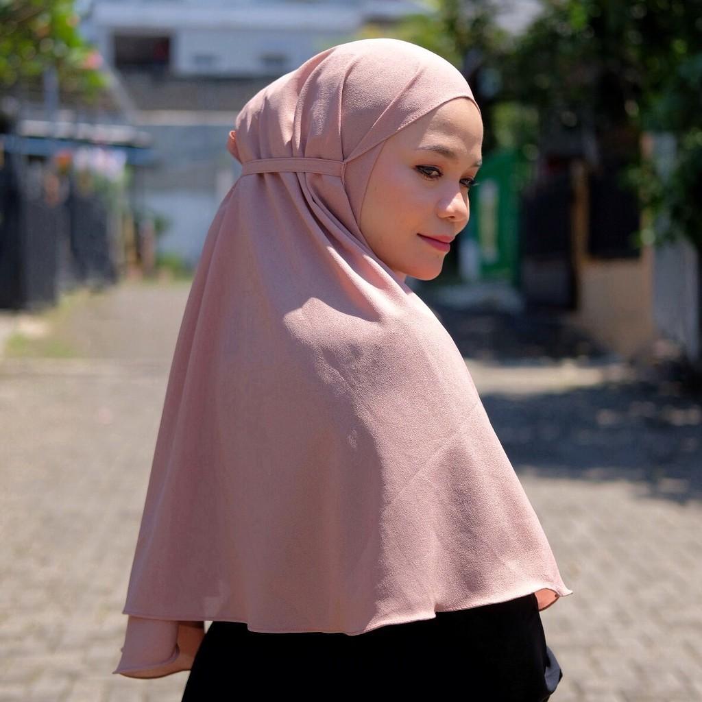 Bergo Maryam Diamond Shopee Indonesia