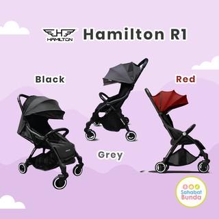 Hamilton Stroller X1 / R1 / S1 - Kereta Dorong Bayi Lipat ...