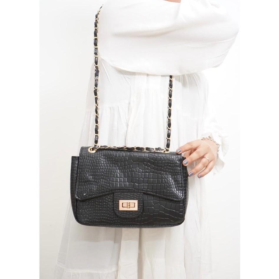 Jessy Bag (Hitam)