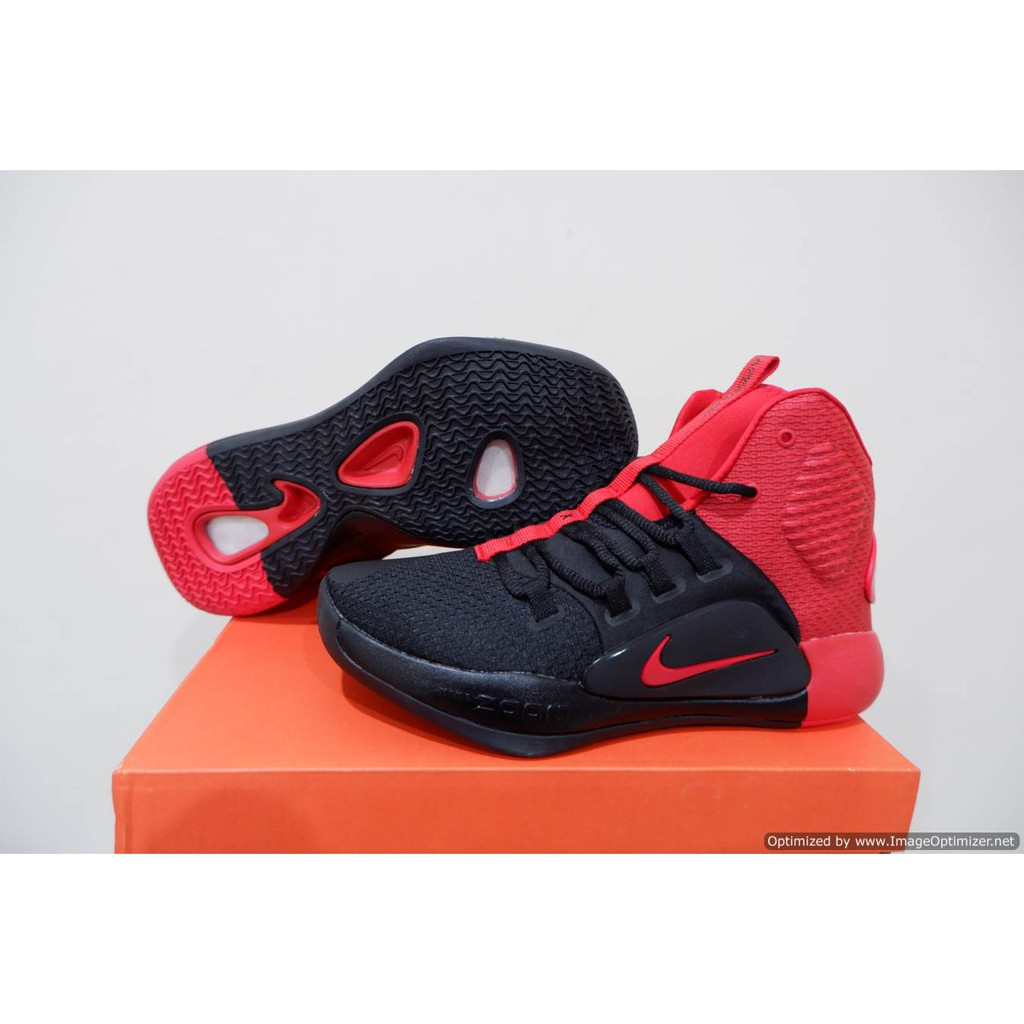 42d31ef3be4c NIKE HYPERDUNK18 HIGH RED BLACK
