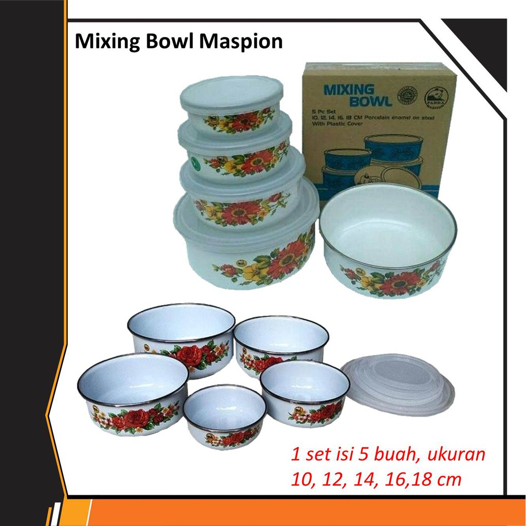 Milkpan Dan Frypan Set Pastela Maspion Shopee Indonesia