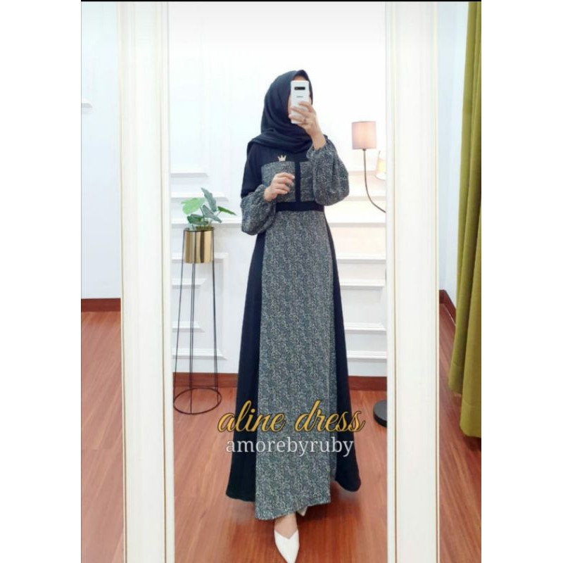 aline dress amore BY ruby ori