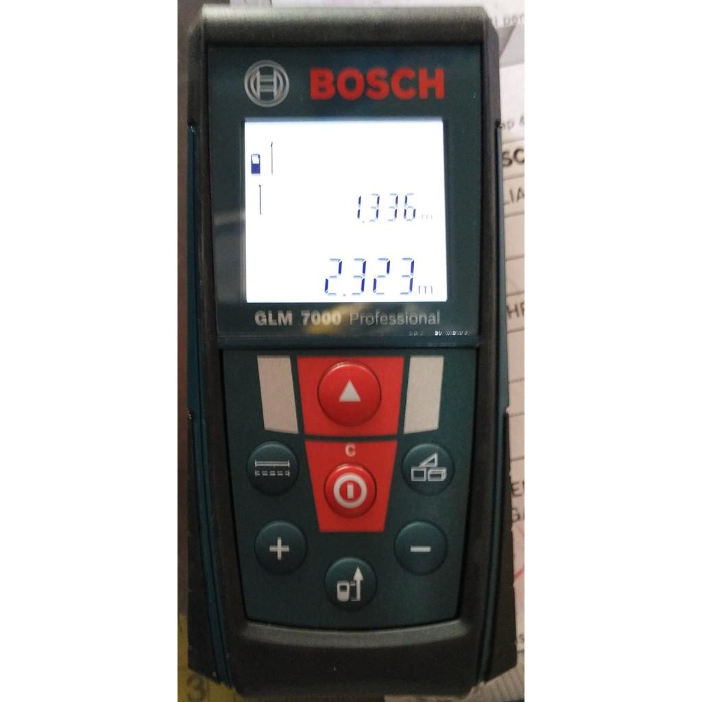 Bosch Glm 7000 Meteran Laser Digital Glm7000 70m 70 M Meter Garansi Pengukur Dle Professional Shopee Indonesia