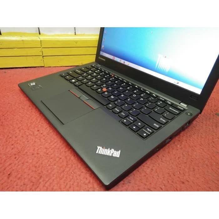 Lenovo Thinkpad X250 5300u 4gb 500gb Win10pro Second Shopee Indonesia