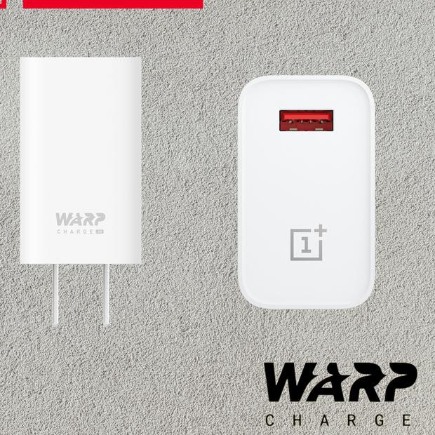 M U R A H Original Oneplus Cn Us Plug Warp Charge 30 Power Adapter Shopee Indonesia
