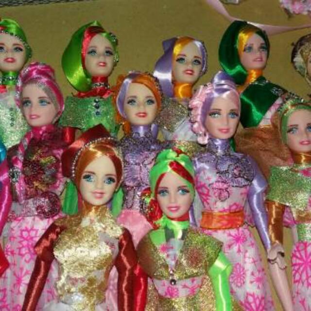 Boneka Barbie  Boneka Barbie Murah  Boneka Betty Si Kecil  Koleksi Boneka  Kesayangan Anak  c91e8f57b4