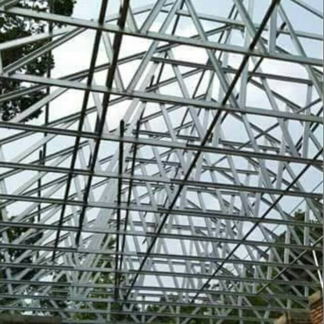 Rangka Baja Ringan Atap Rumah Shopee Indonesia