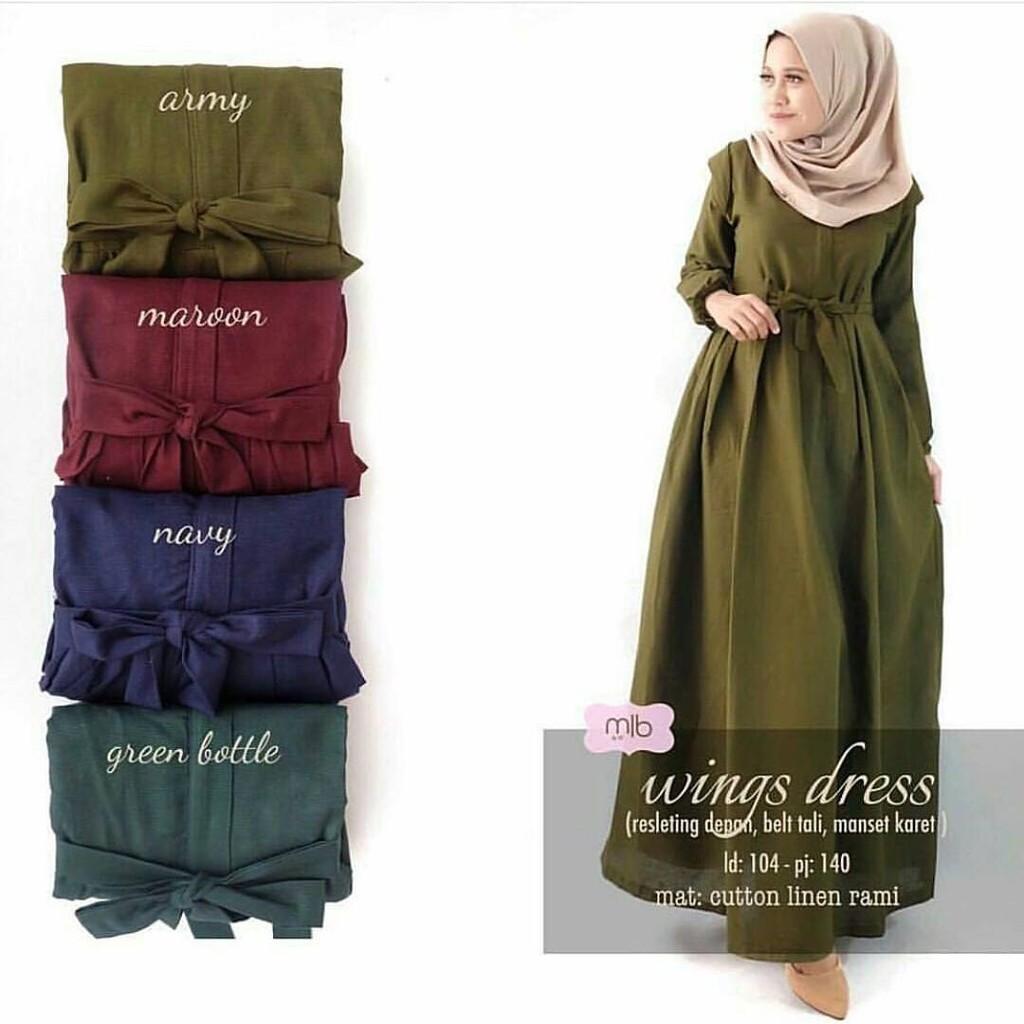 Belanja Online Dress - Pakaian Wanita  305dad2b5d