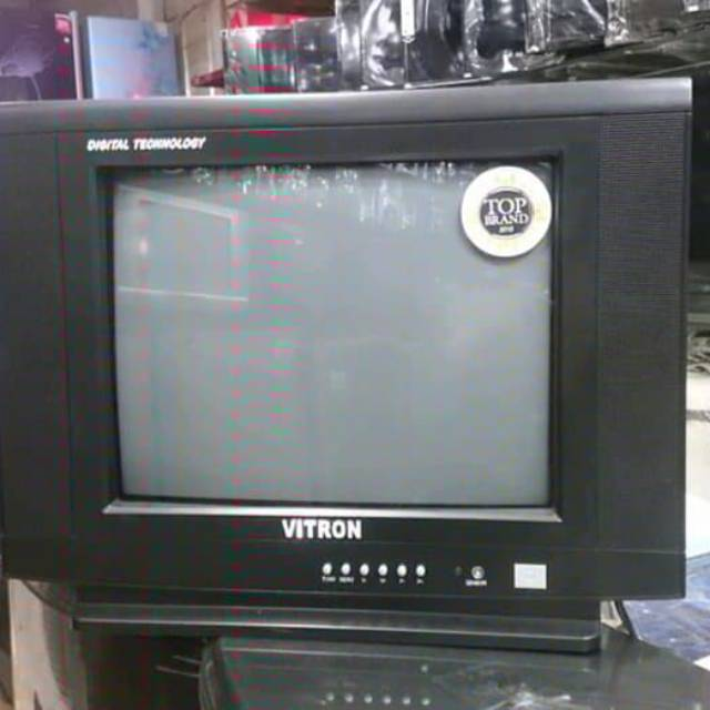 Tv tabung 14In vitron