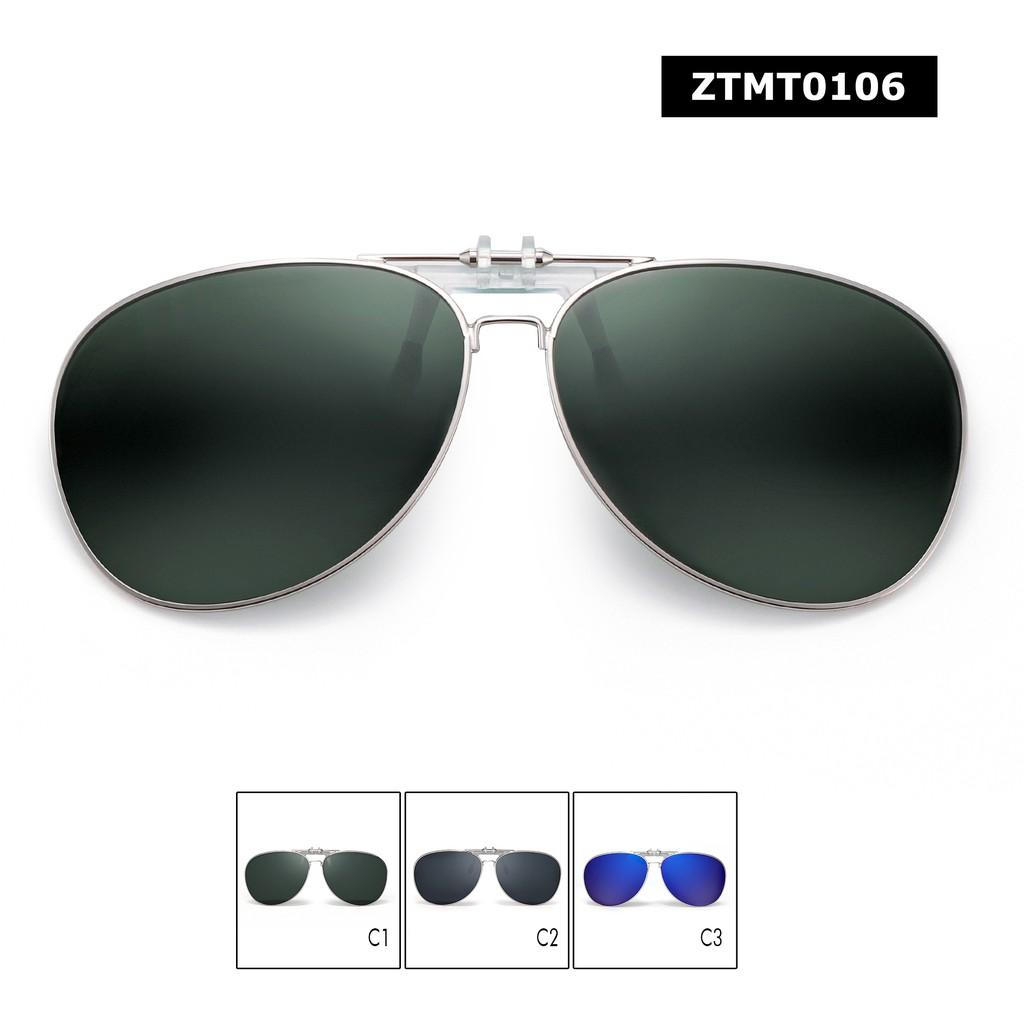 Kacamata Hitam Lensa Polarized Frame Bulat Gaya Vintage untuk Pria   Wanita   5bf6759bff