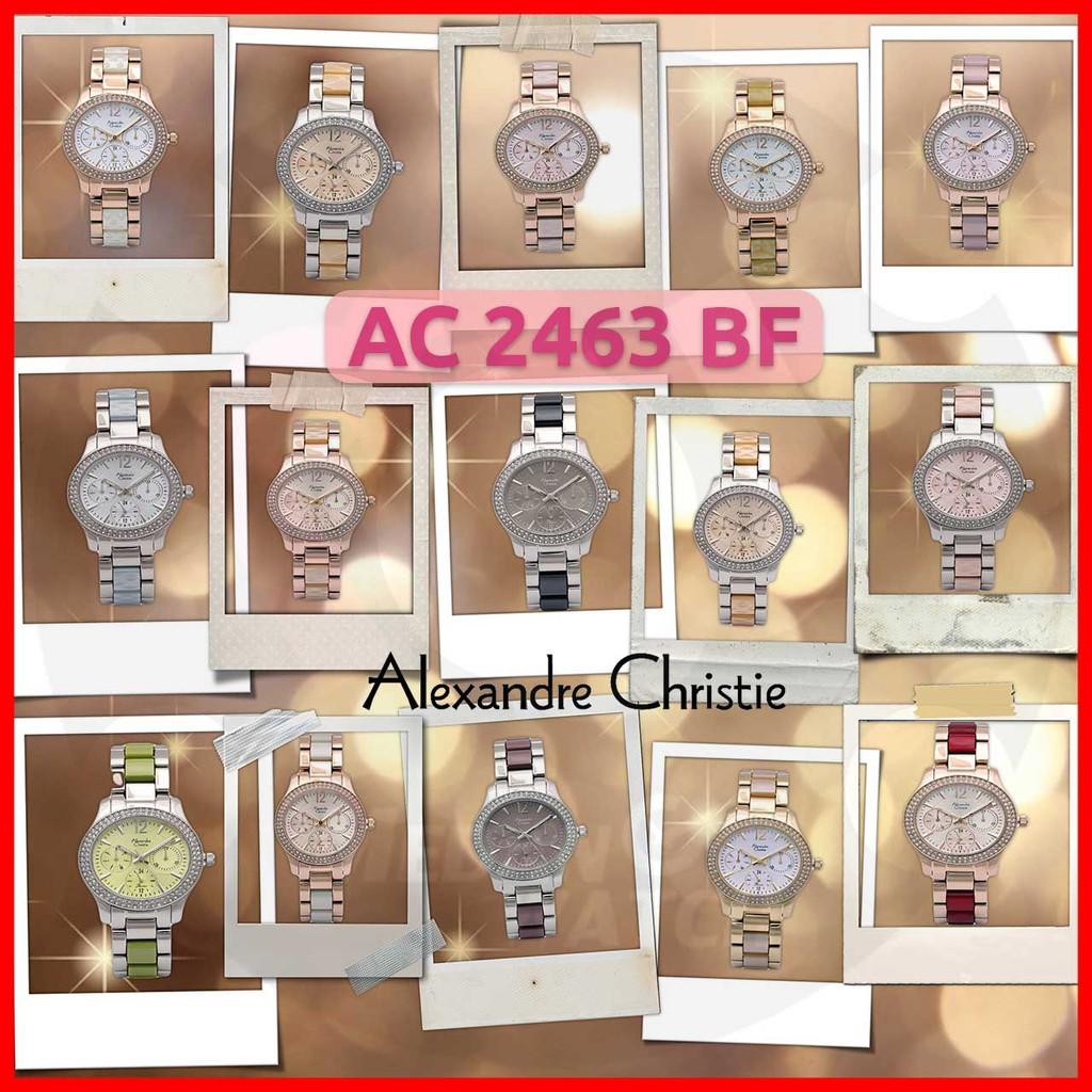 Alexandre Christie 2463BF AC2463 AC 2463 BF 2463 Original Garansi Resmi