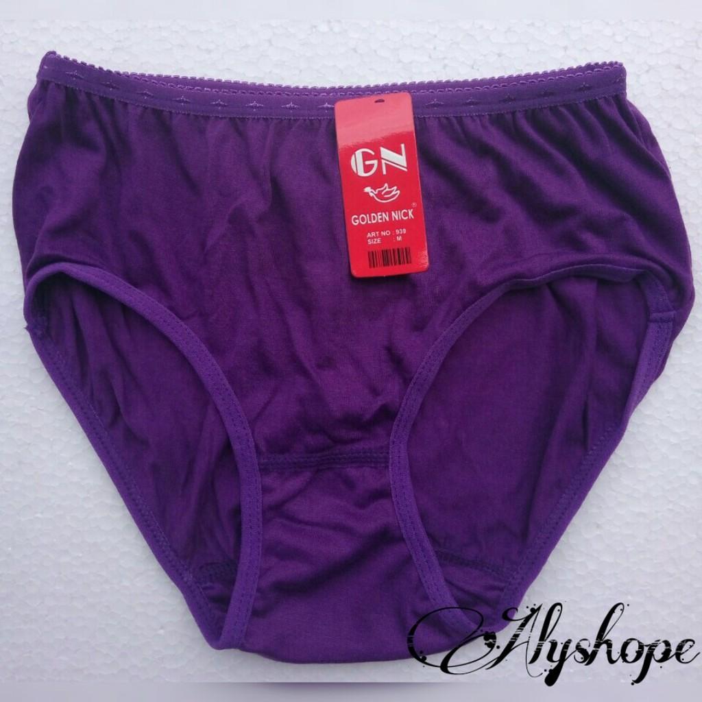 Celana Dalam Wanita GOLDEN NICK  96bae2ffbc