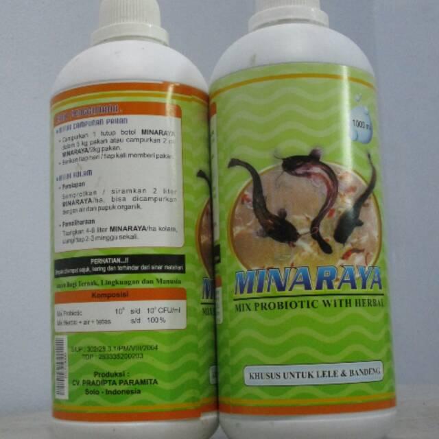 Probiotik Budidaya Khusus Ikan Lele Minaraya Lele 1liter Shopee Indonesia