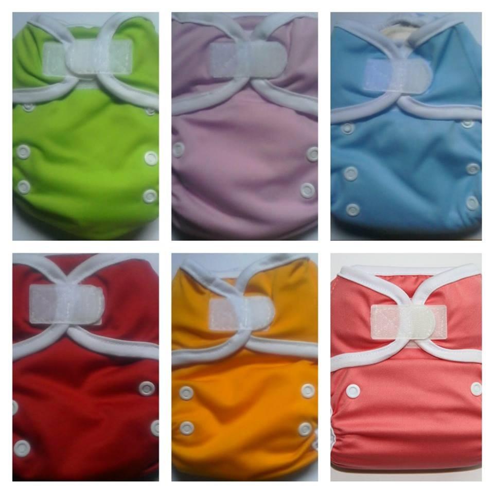 Clodi Izzy Eco Klodiz Popok Kain Sni Shopee Indonesia Minikinizz Cloth Diaper Grosir  Motif 6