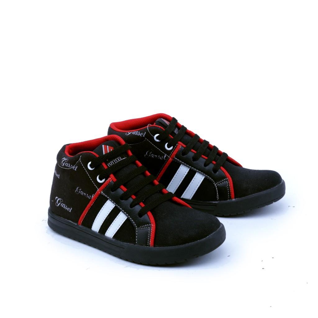 GARSEL - Sepatu Sekolah Sneakers Anak Pria/Cowok GDA 9581   Shopee Indonesia
