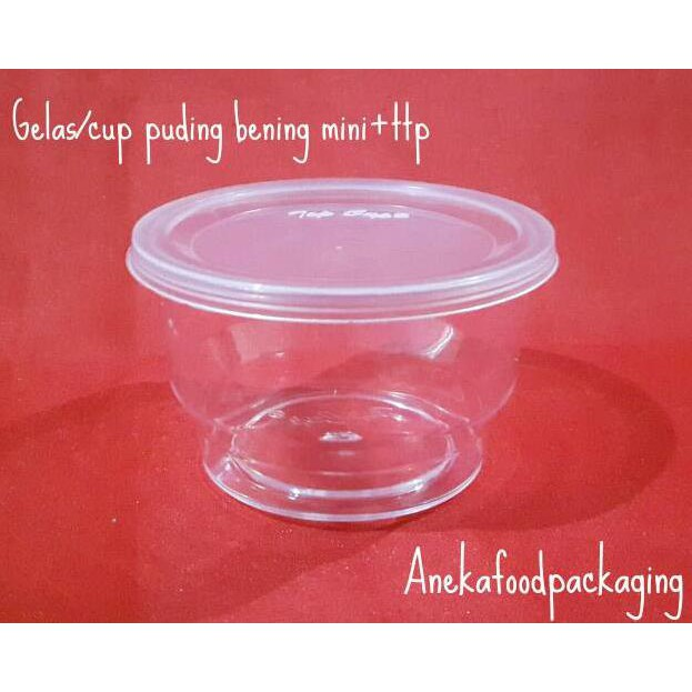 ... BOTOL MINUM SEPEDA. Source · CUP PUDING / WADAH PUDING / GELAS PUDING 200 ML + TUTUP PERALATAN DAPUR | Shopee