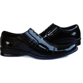 Sepatu pdh kulit kilap tni polri model gibson ciarmy type c017t   Shopee Indonesia
