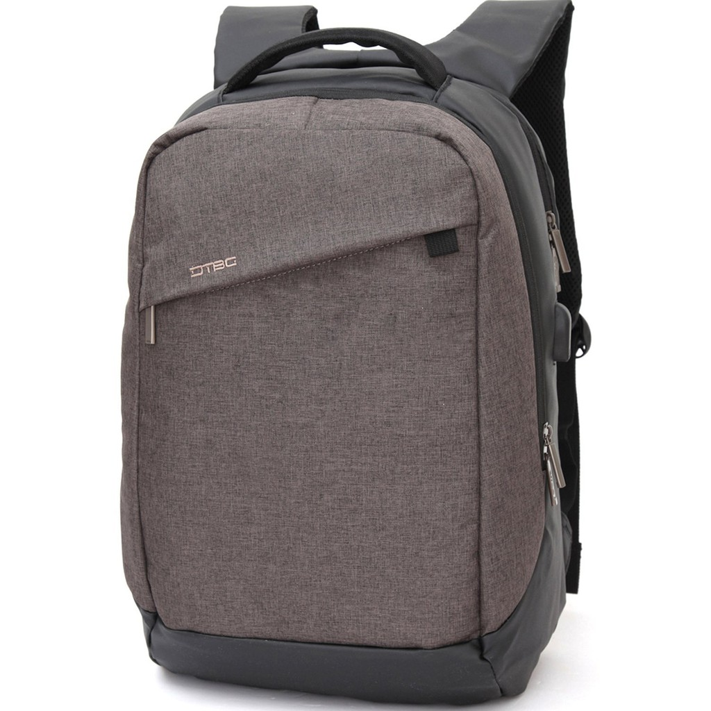 Dtbg D8175w Travel Backpack Laptop Bag 15 6 Inch Grey Daftar Harga Original Digital Bodyguard Business Usb Port D8205w 156 D8063w Shopee