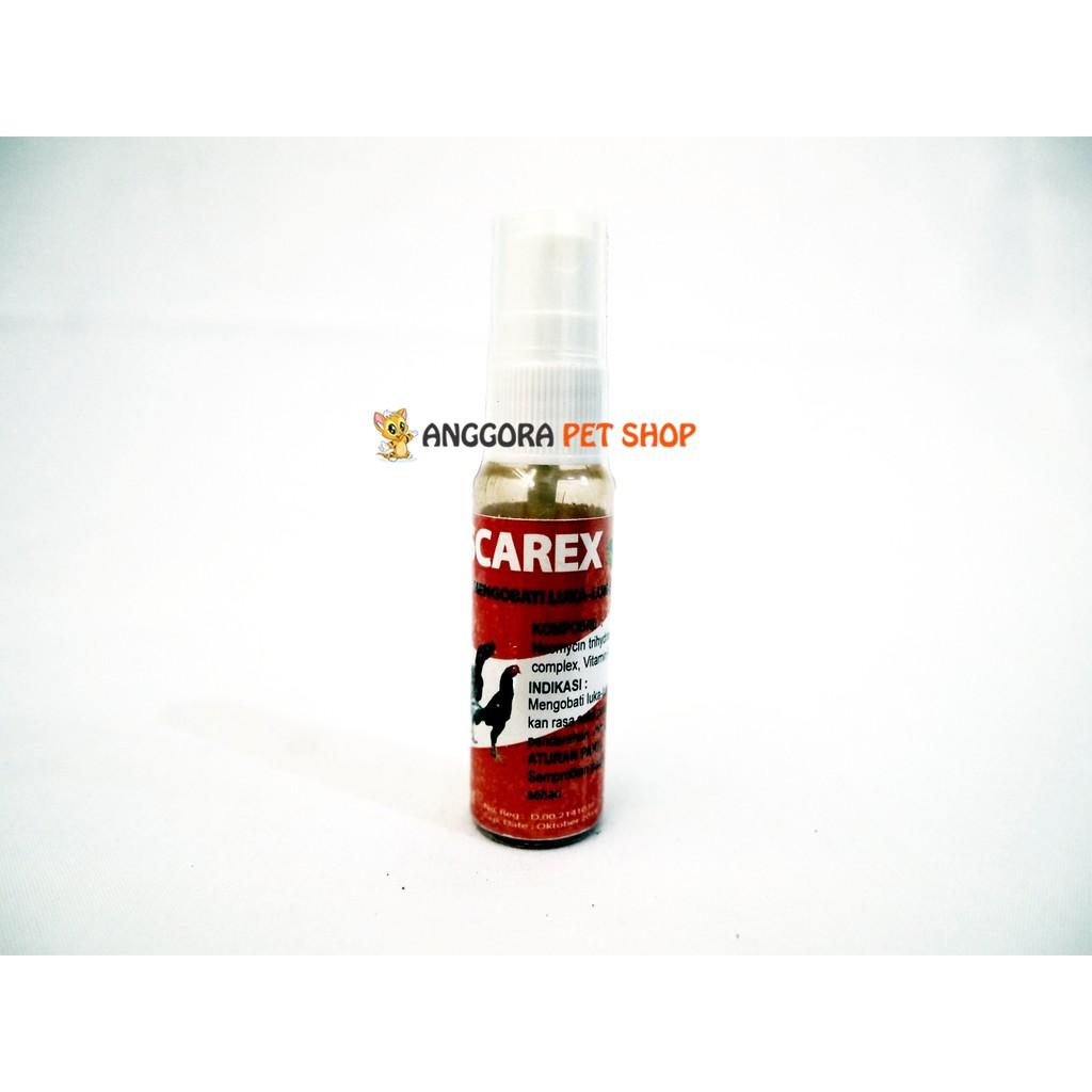 KUDIX spray 120ml - Obat Scabies, Gudig, Eksim, Gatal2, koreng pada Sapi