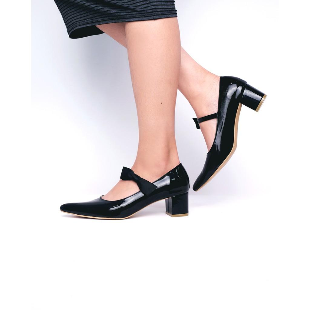 Amazara Aurora Hazelnut Glossy Shopee Indonesia Kaluna Sepatu Wanita High Heels Tb34 M Spec Dan