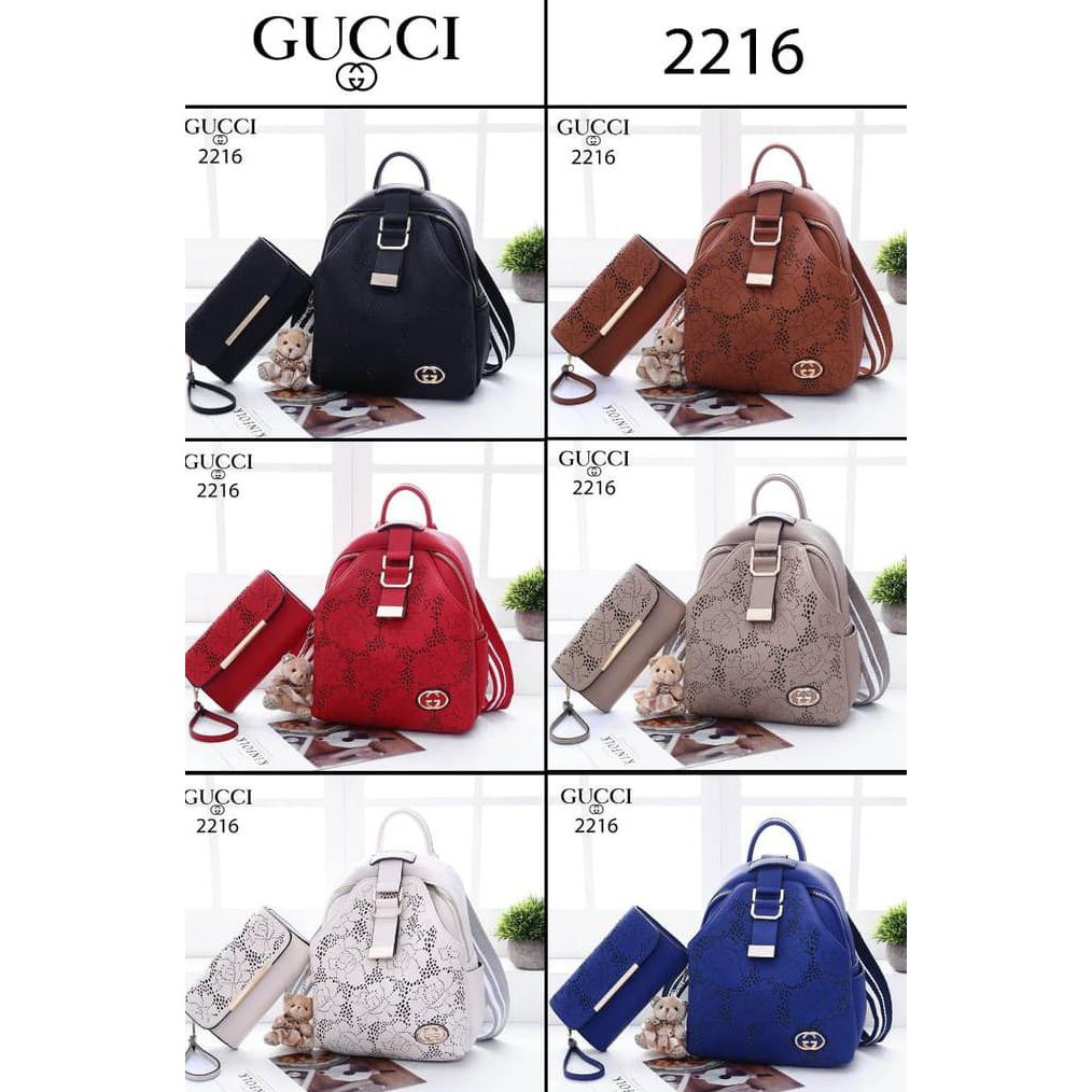 Travel Bag Duffel GUCCI  5876 Ts GD AGRP Bags Waterfproof Parasut vs  Leather Hardware Silver  d08c31055a