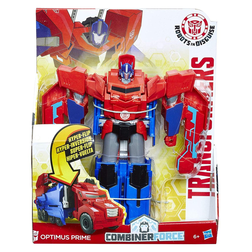 Transformers Hasbro RID Robots in Disguise One-Step Changers Figure Drift MISB