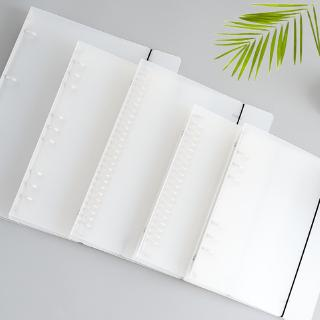 File Binder Snowy Slim Design Ukuran A5 - B5