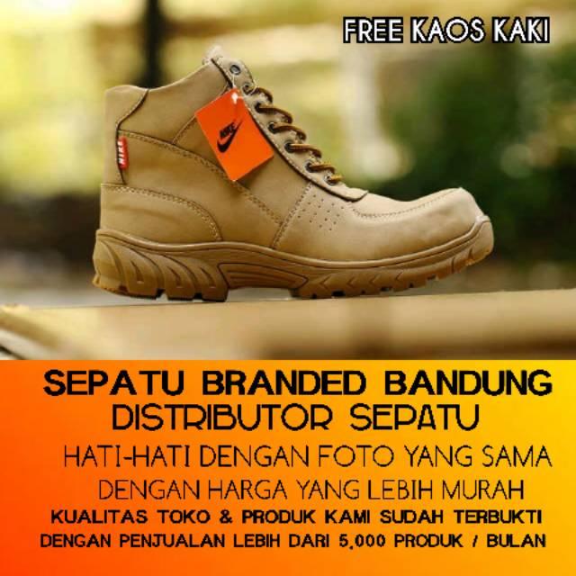 Sepatu Hummer Eagle Original Boots Adventure Tracking Pria Murah ... 8a6fb057bf