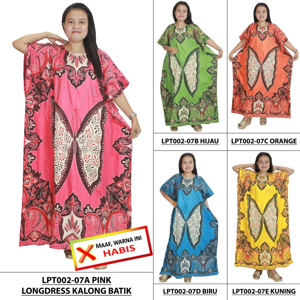 Batik Alhadi Stelan Celana Kulot 34 Print Spt001 12a Spec 3 4 14 Lengan Pendek Printing Spt002 Daster