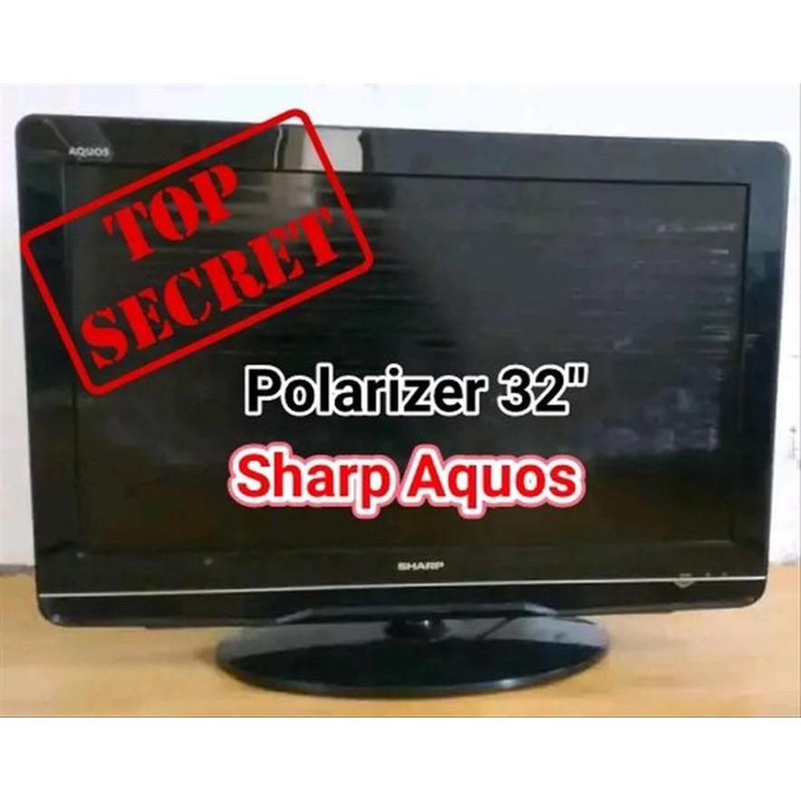 Polarizer Sharp Aquos 32 Inch Polariser 32 inch Bagian Luar Polaris LCD TV Sharp Aquos