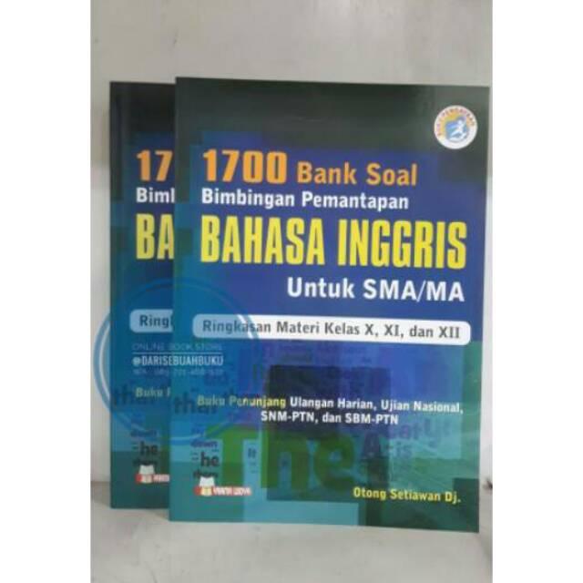 SUPER UPDATE TOP 2000 BEDAH SOAL   MATERI BAHASA INGGRIS SMA 10 db3ff8675d
