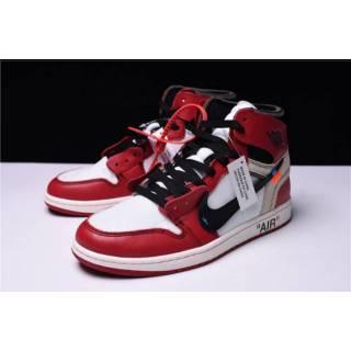 218dce151d0 Mid Nike Air Jordan x Off White PG Retro 1 Perfect Kick Original PK