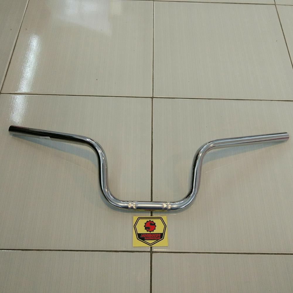 Dudukan Stang Steer Force 1 F1 F1zr Shopee Indonesia Tiang Rem C70 Gl Grand